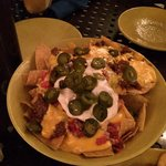 Those nachos I was talking about!