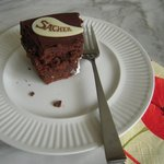 Deeply rich chocolate Sachertorte