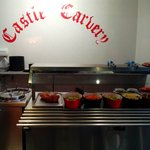 Join at The Castle Torquay for a great home cooked carvery with fresh veg daily and popular main