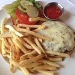 Cascades Burger