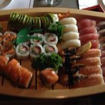 Sushi Boat 70 pieces