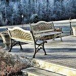 Porche deck