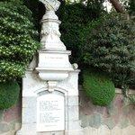 Denkmal Dr. med Franz Tappeiner