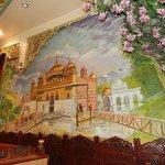 PUNJAB - Décoration murale du restaurant