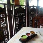 PUNJAB - Intérieur du restaurant