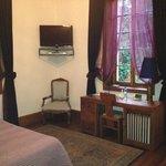 Larger, older room