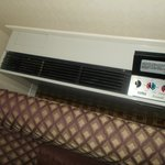 heater......can heat up the room very fast