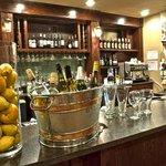 Bar Area at Vistas