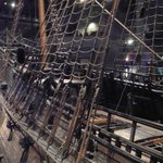 The Galleon ropes