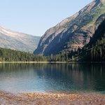 Avalanche Lake (between Logan Pass and Vista Motel)