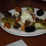 Candied vegetables for dessert!