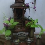 Nice detail in teh garden