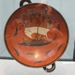 Uma lenda contada em imagens:o rapto de Dioniso