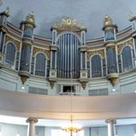 The large Organ Pipes
