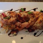 Shrimp appetizer special