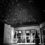 Entry to The Soho Hotel