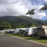 A great location for a stay in Cairns