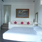 Tastefully Decorated Room