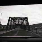 A bridge you travel over.