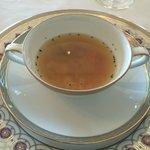 海の幸のスープ