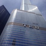 Trump Tower - in the process of adding his name.