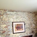Exposed Brick walls - the best part