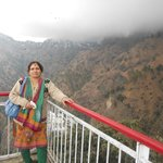 BHAVAN VIEW FROM BHAIRAONATH TEMPLE ON TOP
