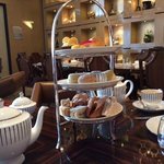 High Tea Bacchus Restaurant