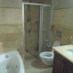 Very nice bathrooms