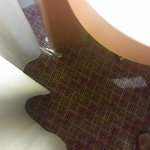 Floor not clean