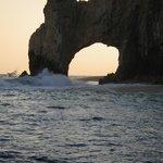 El Arco at Land's End.