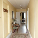 Light and airy entrance hall