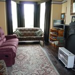 Second Lounge Area