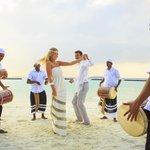 Vihamanafushi Local Budu Beru & renew of vows