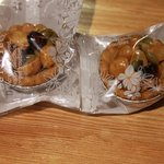 Welcome cookies