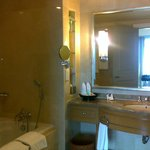 Bathroom at the Suite
