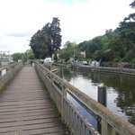 walk along Thames to Henley