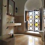 salle de bain - suite Almoravide