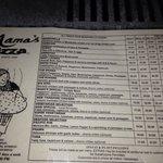 Denaru menu p2