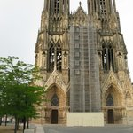 Reims Cathedral.