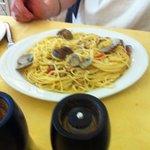 Spaghetti vongole!
