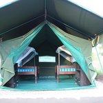 Sleeping tent