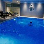 hotellets relaxavdelning