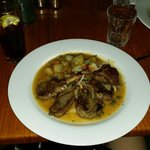 Agnello Piccante for $29. Highly recommend newbies to order this dish.