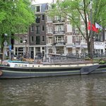 Boat Tour of Amsterdam