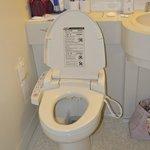 Les fameuse toilettes japonaises!