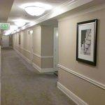 9Fの廊下