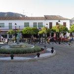 Plaza Espana, Benalmadena Pueblo.