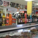 They have a line-up of interesting, unusual sodas (as well as popular sodas)
