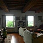 Interior of Suite